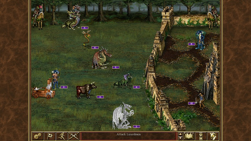 Giới thiệu game Heroes Of Might And Magic III...