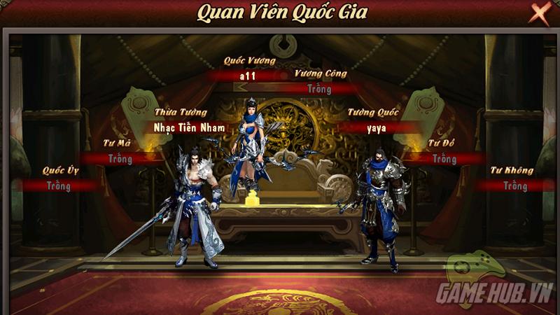 Bá Thiên Hạ - Cuộc chiến dành ngôi vị khốc liệt