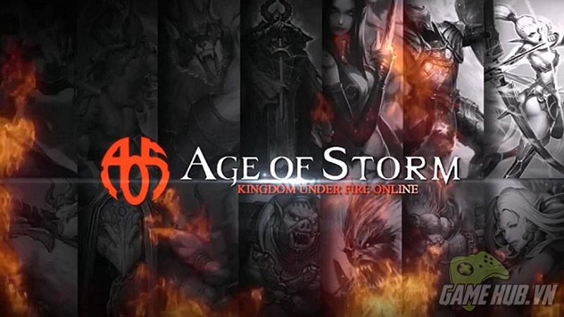 GAMEVIL đưa Kingdom Under Fire: Age of Storm quay trở lại Mobile