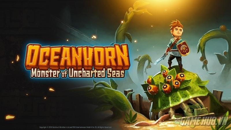 Oceanhorn - Huyền thoại RPG sắp ra mắt phiên bản Việt hóa