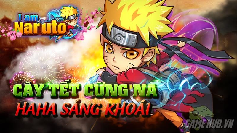I Am Naruto - Ngộp thở Big Event rinh iPhone 6 Tết Nguyên Đán 2015