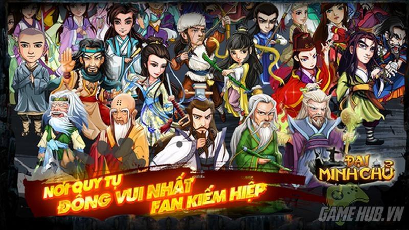Đại Minh Chủ - Giftcode Lâm Vân