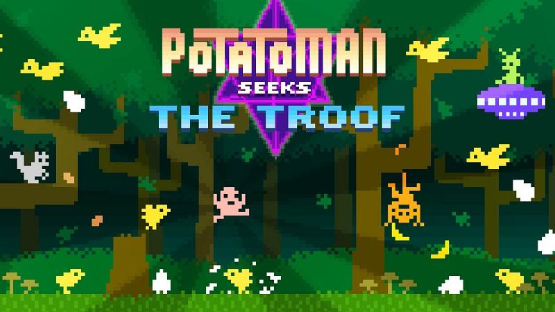 Potatoman - Sống sót qua đống bẫy bất ngờ - iOS