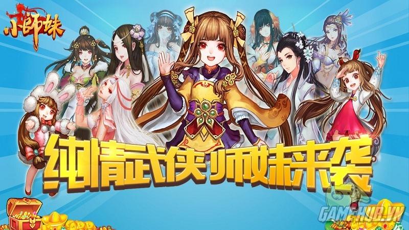 Tiểu Sư Muội – Tựa game RPG phong cách chibi chính thức có mặt tại Việt Nam