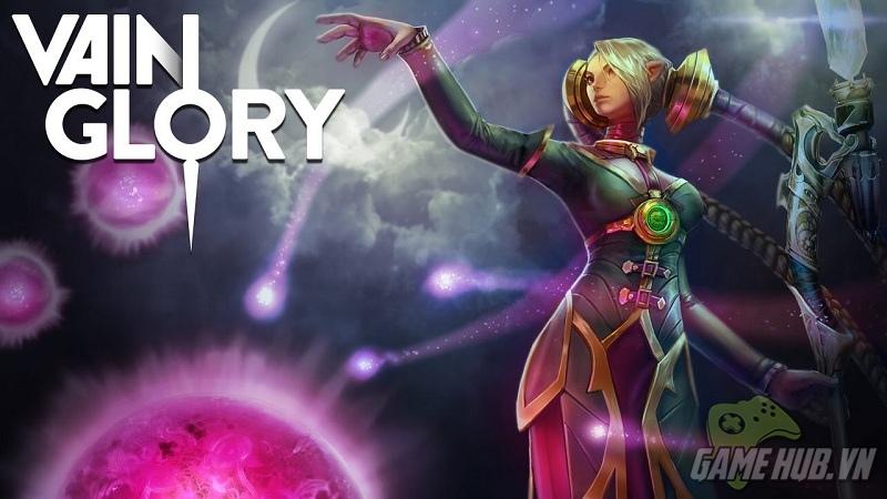 Celeste - Nhân vật mới của Vainglory sẽ ra mắt trong tuần sau