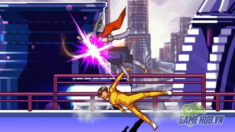 gMO Kungfu Jumpu cho bạn thỏa sức tỉ thí kungfu