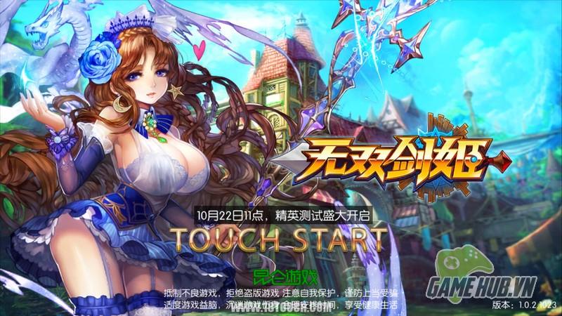 gMO Vô Song Kiếm Cơ cho bạn quyết chiến cùng hot girl ngực khủng