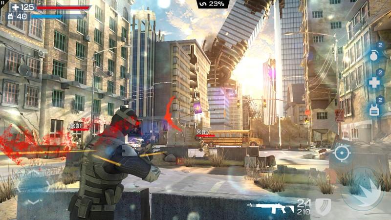 Overkill 3 - Bom tấn bắn súng chính thức tấn công Mobile