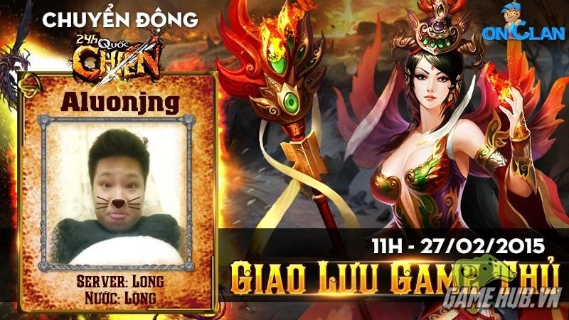 Live Stream 24h Quốc Chiến số 3 - Game thủ chia sẻ cách build phái Ngọc Hư