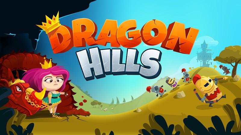 Dragon Hills - Nhập vai mãnh long trong siêu game độc dị