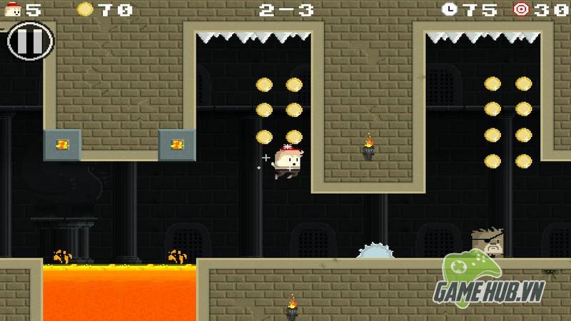 Owen's Odyssey - Phiêu lưu như Mario cùng mũ chong chóng Doraemon - iOS/Android