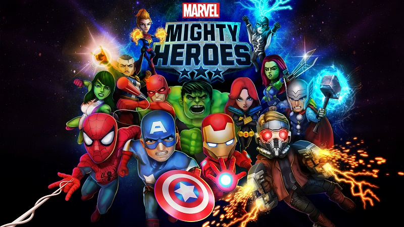Giới thiệu game Marvel Mighty Heroes