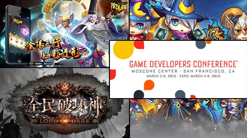 Ba tựa game mobile Trung Quốc nổi bật tại GDC 2015
