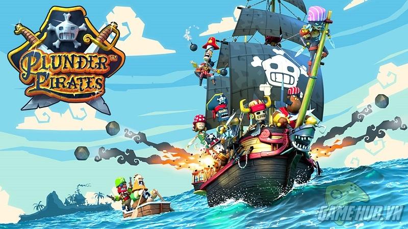 Plunder Pirates - Đối thủ nặng kí của Clash of Clans