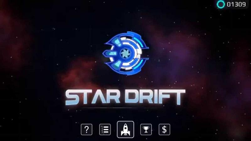 """Star Drift – Cuộc đấu súng vũ trụ phiên bản """"Chiến tranh giữa các vì sao"""""""