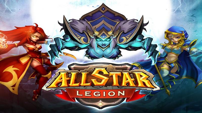 All Star Legion - RPG thẻ bài cho fan của DoTa Truyền kì và Heroes Charge