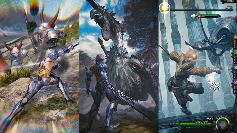 [GDC 2015] Mevius Final Fantasy - Siêu phẩm JRPG lộ diện hình ảnh đầu tiên