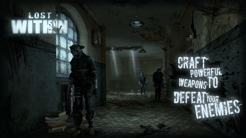 Giới thiệu trailer game Lost Within