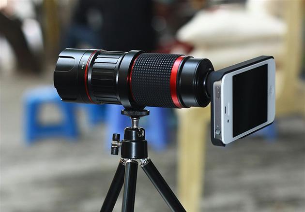 Hướng dẫn chụp ảnh 'xoá phông' bằng camera điện thoại