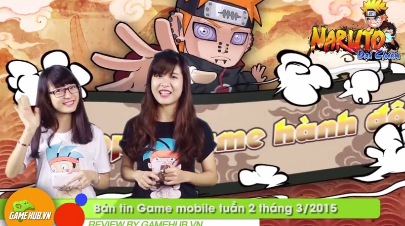 Bản tin Game mobile tuần 2 tháng 3/2015