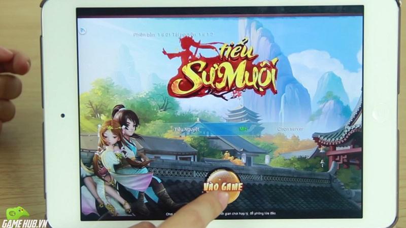 Trải nghiệm gMO Tiểu Sư Muội ra mắt 18/3/2015 - Gamota