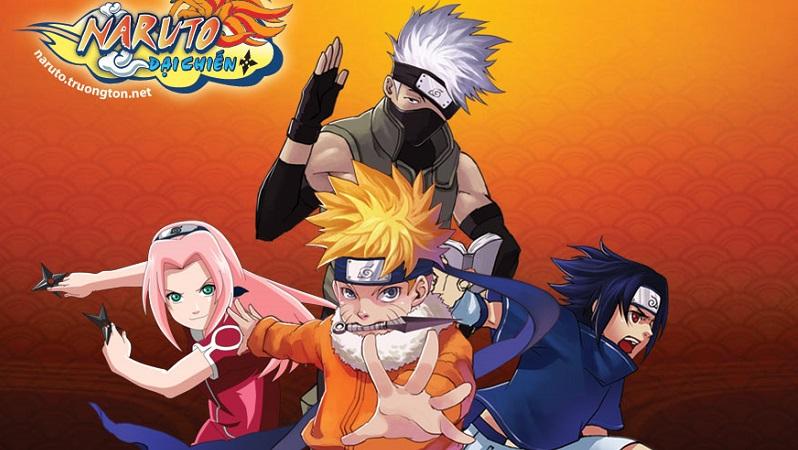Đánh giá gMO Naruto đại chiến - Ingame