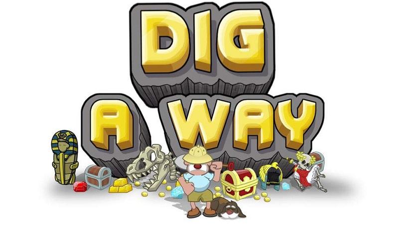 Dig a way - Đào hầm kiếm tiền siêu hạng - iOS