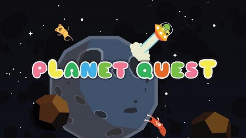 Planet Quest - Alien bắn thú vui nhộn - iOS