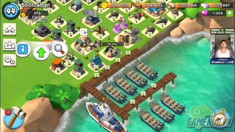 Phỏng vấn game thủ Top 1 Thế Giới Boom Beach: Tôi e ngại nhất clan Việt Nam