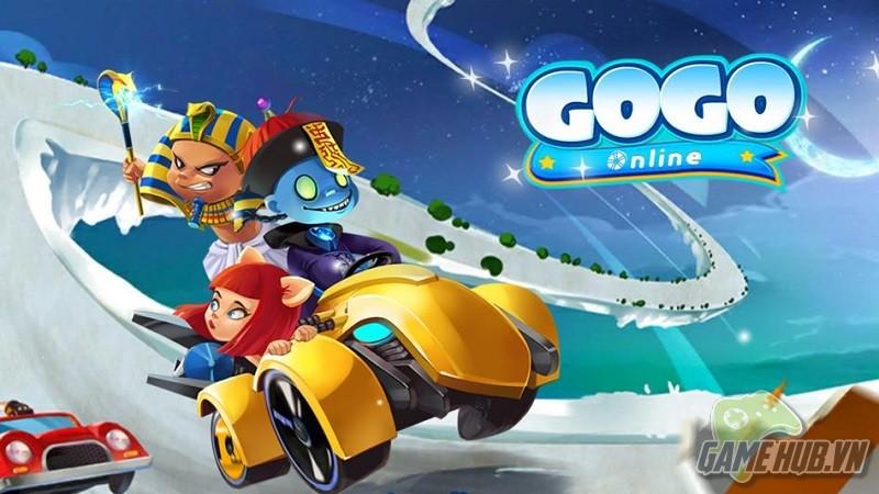 [Review] GoGo Online – Đua xe bắn súng 3D rất đẹp mắt