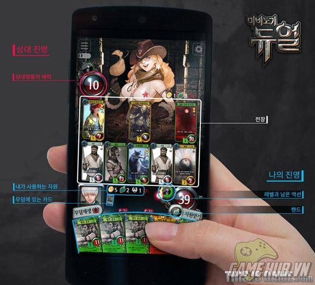 05 lý do giúp game mobile thẻ bài Mabinogi Duel có thể thành công