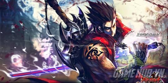 gMo Kritika - Chính thức ra mắt Demon Blade