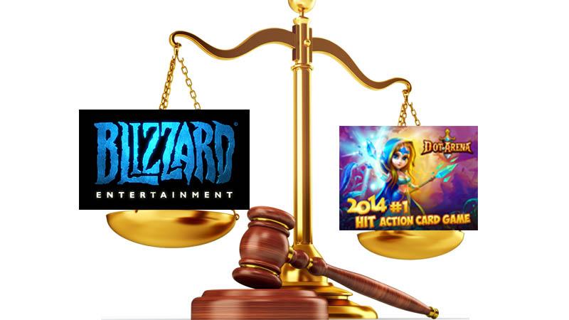 Lilith Games bị kiện bởi Blizzard Entertaiment tại Đài Loan