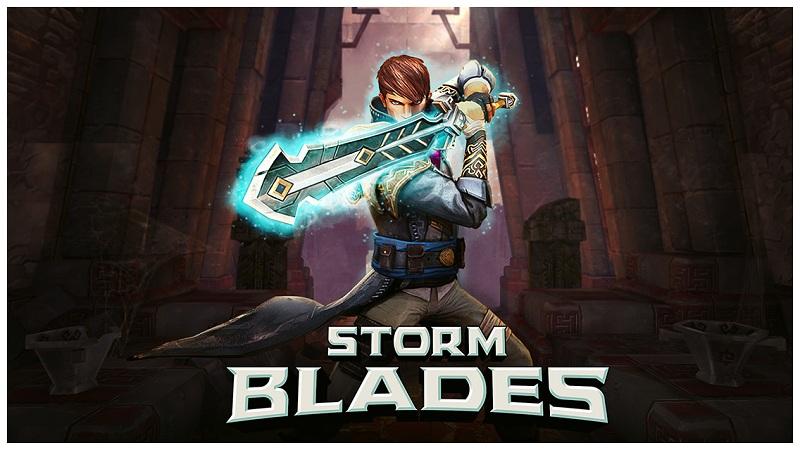 Giới thiệu Trailer game Stormblades -...
