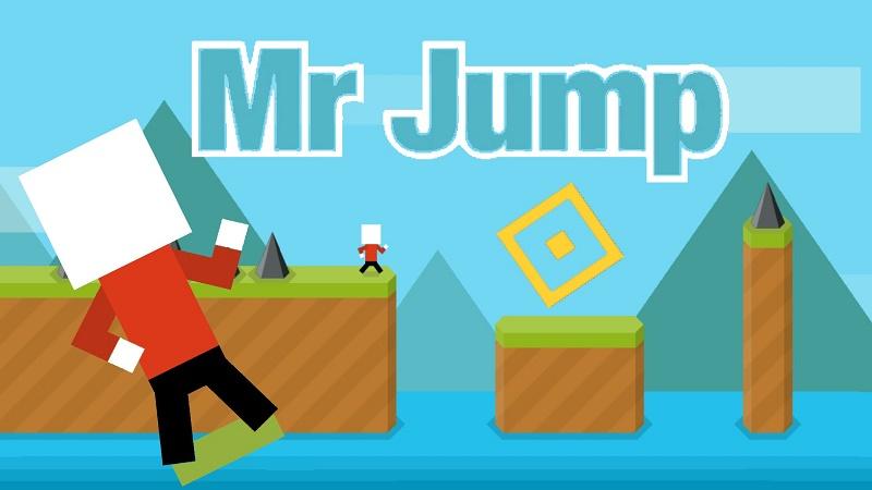 Mr Jump - Siêu phẩm 5 triệu lượt tải trong 4 ngày - iOS