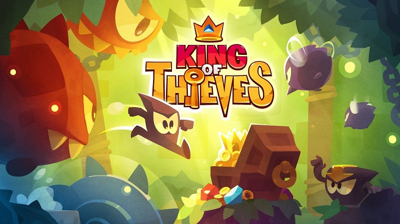 King of Thieves - Nhập vai siêu trộm tí hon - iOS/Android