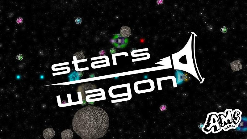 Stars Wagon - Tàu vũ trụ phiêu lưu trong không gian - Android
