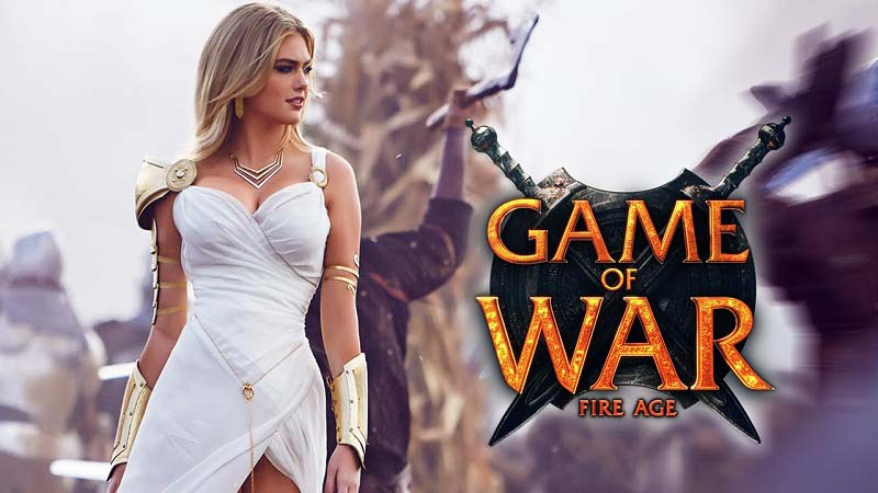 Siêu mẫu Kate Upton mang về cho Game of War hơn 20 tỷ VNĐ mỗi ngày