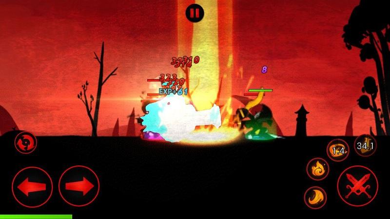 Shadow Realm - Game nhẹ đánh nhau, chặt chém đã tay - iOS/Android