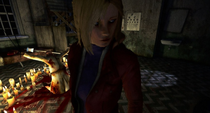 Giới thiệu Trailer game kinh dị Forgotten...