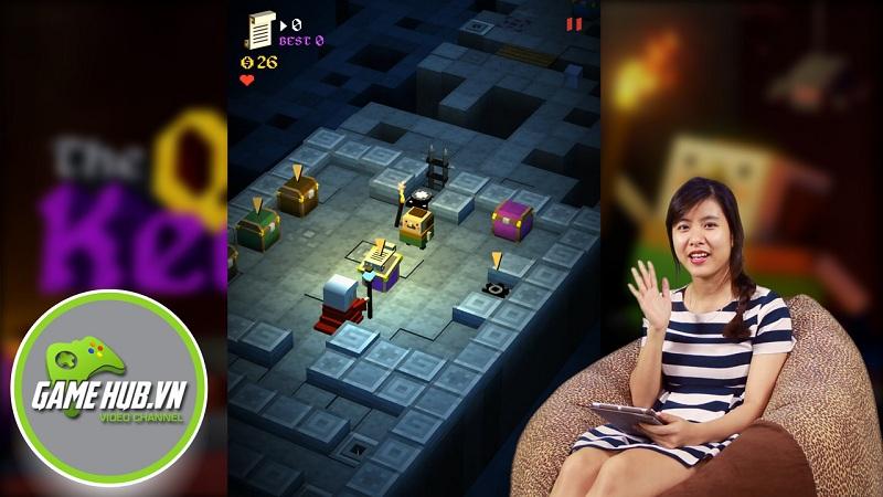 The Quest Keeper - Game phiêu lưu tìm đường lắt léo - iOS/Android