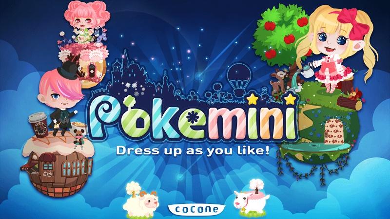 Trải nghiệm game xã hội Pokemini