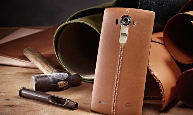 Hé lộ những hình ảnh về LG G4