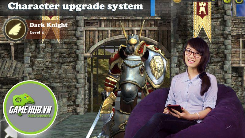 Mount & Spear: Heroic Knights - Game nhập vai kiếm kĩ đâm chém - Android