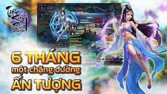"""Cảm động clip """"made by"""" game thủ Tiên Kiếm Kỳ Duyên kỉ niệm game 6 tháng ra mắt"""