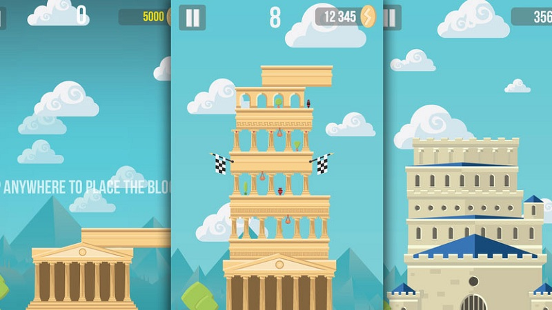 The Tower - Game xây thành cao kỉ lục - iOS/Android