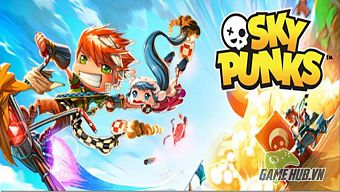 sky punks, ios, tai game mien phi, download mien phi, download game free