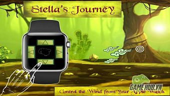Stella's Journey, android, apple watch