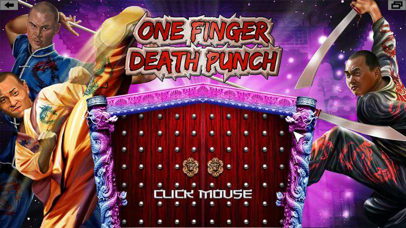 One Finger Death Punch - Game sticky man tung...