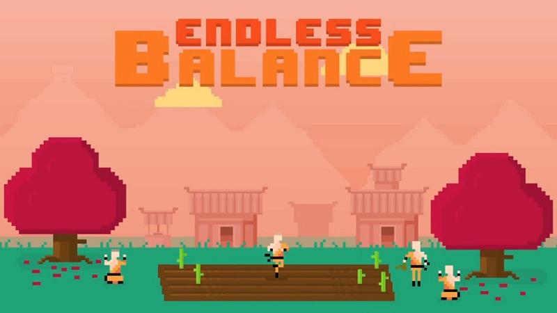 Endless Balance - Game thiếu lâm tự tập giữ thăng bằng - iOS